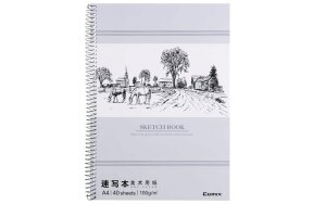 SKETCH BOOK COMIX A4 21x29,7cm 40 ΦΥΛΛΑ